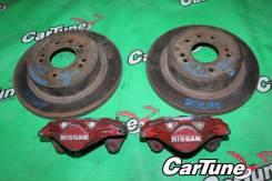 Ремкомплект суппорта. Nissan Skyline, ER33, ENR33, HR33, BCNR33, ECR33