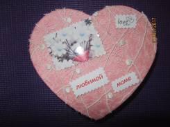 """Коробочка """"101 причина почему я люблю тебя"""" для Любимой Мамы."""
