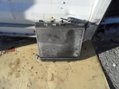 Радиатор охлаждения двигателя. Mazda Demio, DW5W Двигатели: B5ME, B5E