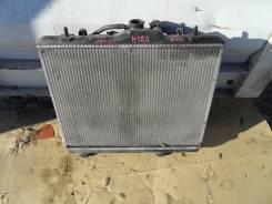 Радиатор охлаждения двигателя. Mitsubishi Pajero Mini, H58A Двигатели: 4A30T, 4A30, 4A30 4A30T