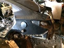 Задняя часть автомобиля. Hyundai Solaris, RB