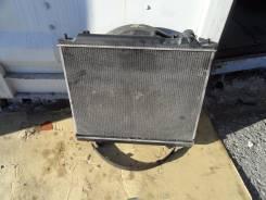Радиатор охлаждения двигателя. Mitsubishi Delica, PD6W Двигатель 6G72
