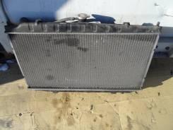 Радиатор охлаждения двигателя. Nissan Bluebird, EU13 Двигатель SR18DE