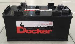 Docker. 200 А.ч., левое крепление, производство Россия