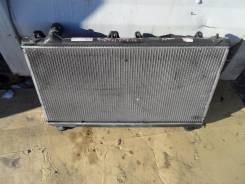 Радиатор охлаждения двигателя. Toyota Windom, MCV21 Двигатель 2MZFE