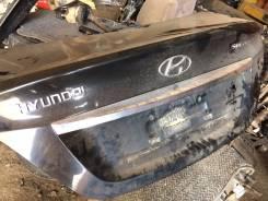 Крышка багажника. Hyundai Solaris, RB