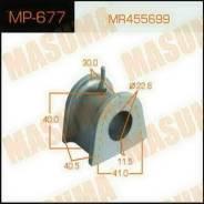 Втулка стабилизатора MP677 MASUMA (30378)
