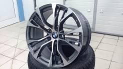 BMW X5. 10.0/11.0x20, 5x120.00, ET45/37, ЦО 74,1мм.