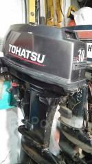 Tohatsu. 30,00л.с., 2-тактный, бензиновый, нога S (381 мм), Год: 1996 год