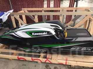 Kawasaki SX-R. Год: 2017 год