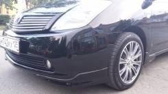 Клык бампера. Toyota Prius