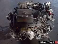 Двигатель в сборе. Toyota Kluger V, MCU20, MCU20W Toyota Alphard, MNH10W, MNH10 Toyota Estima, MCR30W, MCR30 Двигатель 1MZFE
