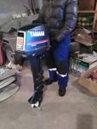 Yamaha. 9,90л.с., 2х тактный, бензин, Год: 1999 год