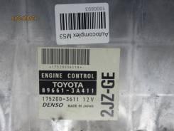 Блок управления двс. Toyota Aristo, JZS160 Двигатель 2JZGE