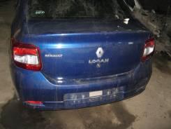 Эмблема на крышку багажника Renault Logan
