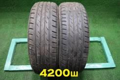Bridgestone Nextry Ecopia. Летние, 2013 год, износ: 20%, 2 шт