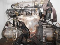 Двигатель в сборе. Mazda: Persona, Bongo, Capella, Bongo Brawny, Eunos Cargo Двигатель FE