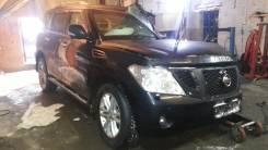Nissan Patrol. Y62, VK56VD
