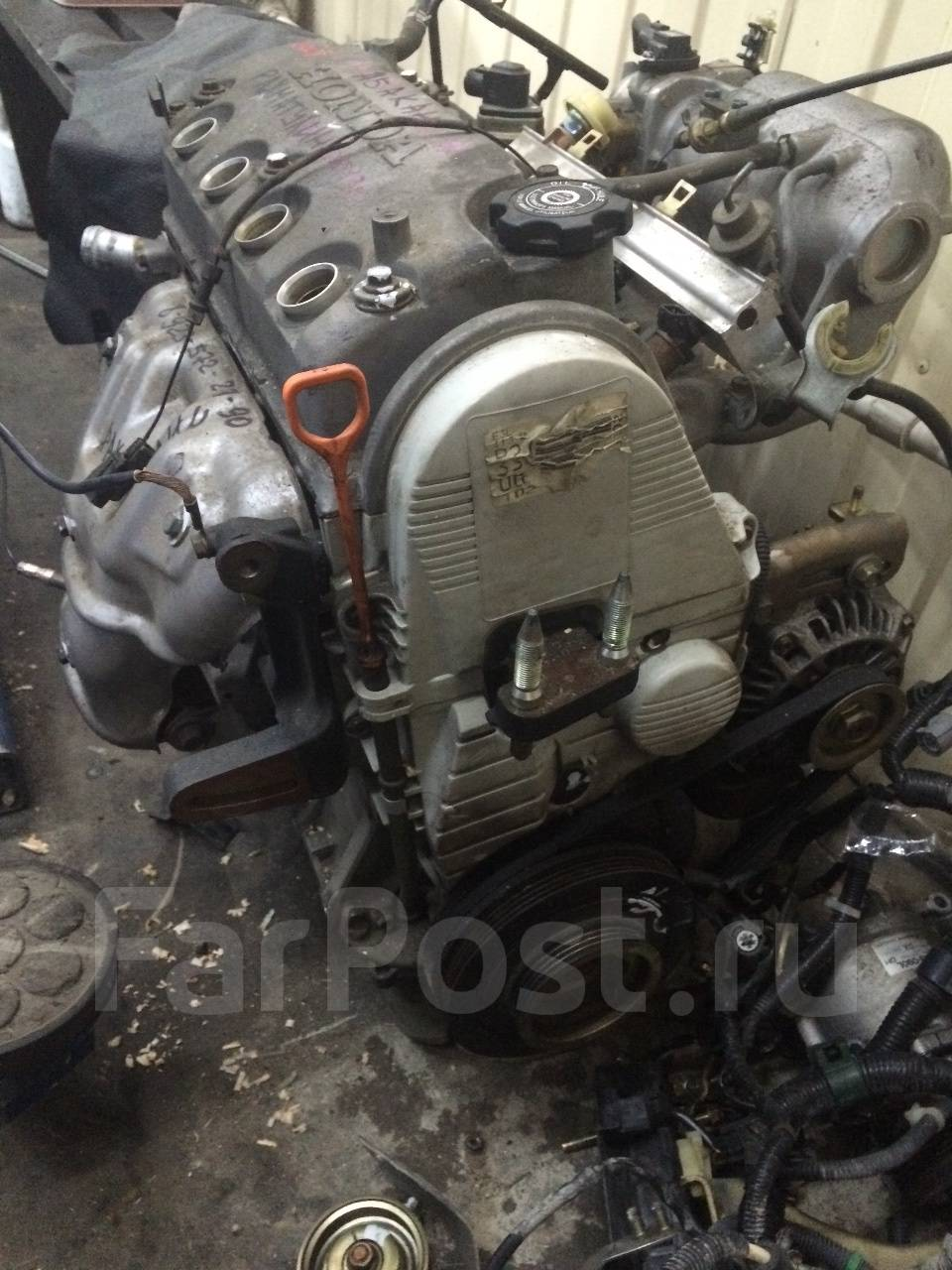 двигатель d16a схема