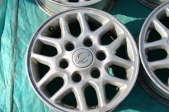 Nissan. 6.0x15, 6x139.70, ET35
