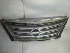 Решетка радиатора. Nissan Sentra, B17
