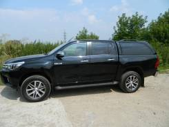 Кунг. Toyota Hilux Toyota Hilux Pick Up