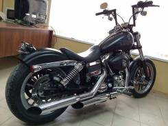 Harley-Davidson Dyna Low Rider. 1 584 куб. см., исправен, птс, без пробега