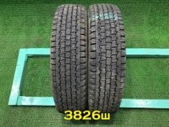 Bridgestone Blizzak Revo 969. Зимние, без шипов, 2006 год, износ: 10%, 2 шт