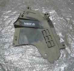 Защита двигателя. Renault Logan, LS1Y, LS0H, LS0G/LS12 Двигатели: K4M, K7M, K7J