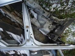 Порог пластиковый. Nissan Sunny, FB15 Двигатели: QG13DE, QG15DE