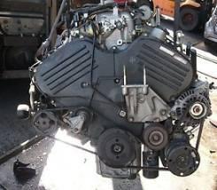 Двигатель в сборе. Mitsubishi Chariot Grandis, N96W Двигатель 6G72