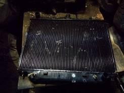 Радиатор охлаждения двигателя. Isuzu Rodeo Isuzu Wizard Двигатель 6VD1