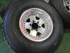 Dunlop Grandtrek AT2. Грязь AT, износ: 30%, 4 шт
