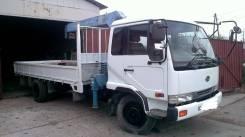 Nissan Condor. Продаётся грузовик , 7 000 куб. см., 5 000 кг., 10 м.