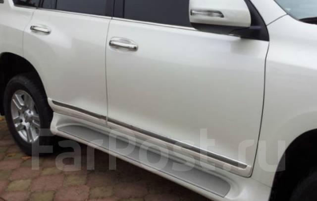 Молдинг. Toyota Land Cruiser Prado, TRJ12, GRJ150W, TRJ150W, KDJ150L, GRJ151W, GRJ150L. Под заказ