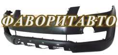 Chevrolet Captiva Бампер