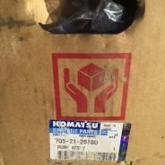 Вискомуфта. Komatsu