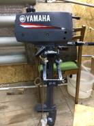 Yamaha. 2,00л.с., 2х тактный, бензин, нога S (381 мм), Год: 2015 год