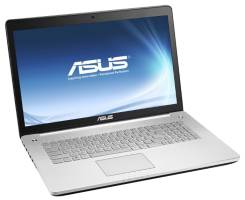 Asus N750JK. ОЗУ 8192 МБ и больше, диск 1 024 Гб, WiFi, Bluetooth, аккумулятор на 6 ч.
