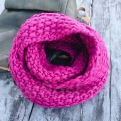 Шапка и шарф. 55-59. Под заказ