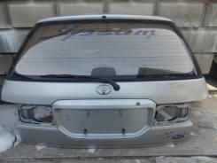 Дверь багажника. Toyota Ipsum, SXM10, SXM10G, SXM15G, SXM15