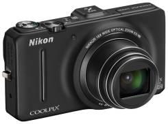 Nikon Coolpix S9300. 15 - 19.9 Мп, зум: 14х и более