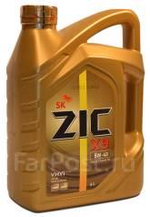 ZIC. Вязкость 5W-40, синтетическое. Под заказ