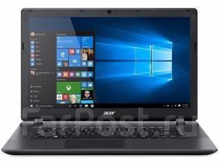 """Acer Aspire ES1. 15.6"""", ОЗУ 2048 Мб, диск 500 Гб, WiFi, Bluetooth, аккумулятор на 4 ч."""