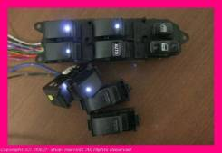 Кнопка стеклоподъемника. Toyota Cresta, JZX100 Toyota Mark II, JZX100 Toyota Chaser, JZX100. Под заказ