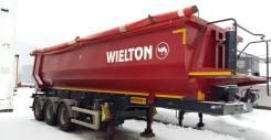 Wielton. Самосвальный полуприцеп NW-3 2013год, 42 000 кг.