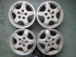 Toyota. 6.0x15, 5x114.30, ET50, ЦО 59,0мм.