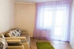 1-комнатная, улица Ладо Кецховели 17А. Железнодорожный, 42,0кв.м.