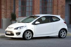 Mazda. 6.5x16, 4x100.00, ET50, ЦО 54,1мм. Под заказ