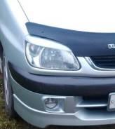 Накладка на фару. Toyota Raum, EXZ10